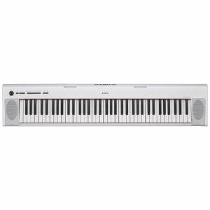 【納期約1~2週間】NP-32WH 【送料無料】[YAMAHA ヤマハ] 電子キーボード piaggero ピアジェーロ 76鍵盤 ホワイト NP32WH