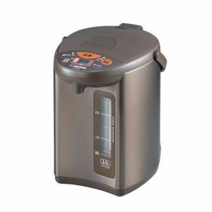 【納期約7~10日】CD-WU30-TM 象印 ZOJIRUSHI マイコン沸とう電動ポット 3.0L メタリックブラウン CDWU30TM