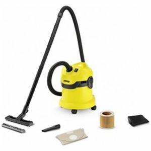 【納期約2週間】ケルヒャー WD2 業務用掃除機 「乾湿バキュームクリーナー」 1.629-777.0