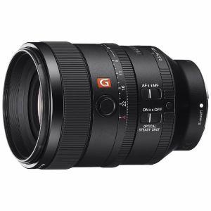 【納期約4週間】【お一人様1台限り】【代引き不可】SONY ソニー SEL100F28GM 交換用レンズ FE 100mm F2.8 STF GM OSS