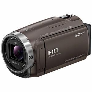 【納期約2週間】【キ対象】【お一人様1台限り】HDR-CX680-TI 【送料無料】[SONY ソニー] デジタルHDビデオカメラレコーダー ブロンズブラウン HDRCX680TI
