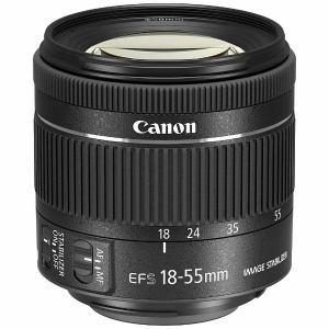 【納期約1~2週間】canon キヤノン EFS18-55F4-5.6ISSTM 交換用レンズ EF-S18-55mm F4-5.6 IS STM