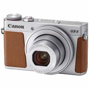 【納期約1~2週間】canon キヤノン PSG9XMK2SL コンパクトデジタルカメラ PowerShot(パワーショット) G9 X Mark II(シルバー)