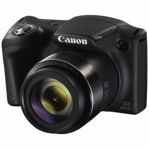 【納期約1~2週間】【お一人様1台限り】canon キヤノン PSSX430IS コンパクトデジタルカメラ PowerShot(パワーショット) SX430 IS