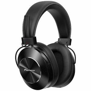 【納期約1~2週間】SE-MS7BT-K 【送料無料】Pioneer パイオニア ハイレゾ音源対応 ダイナミック密閉型Bluetoothヘッドホン ブラック SEMS7BTK