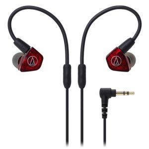 【納期約1~2週間】ATH-LS200【送料無料】[Audio-Technica オーディオテクニカ] バランスド・アーマチュア型インナーイヤーヘッドホン ATH-LS200