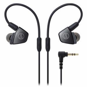 【納期約1~2週間】ATH-LS300【送料無料】[Audio-Technica オーディオテクニカ] バランスド・アーマチュア型インナーイヤーヘッドホン ATH-LS300