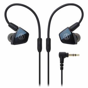 【納期約1~2週間】ATH-LS400【送料無料】[Audio-Technica オーディオテクニカ] バランスド・アーマチュア型インナーイヤーヘッドホン ATH-LS400