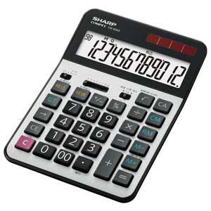【納期約7~10日】CS-S952-X [SHARP シャープ] 実務電卓(セミデスクトップタイプ) CSS952X