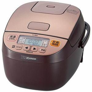 【納期約7~10日】NL-BB05-TM 【送料無料】ZOJIRUSHI 象印 マイコン炊飯ジャー(3合炊き) カッパーブラウン NLBB05TM