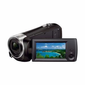【納期約2週間】【お一人様1台限り】HDR-CX470-B SONY ソニー デジタルHDビデオカメラレコーダー ブラック HDRCX470B
