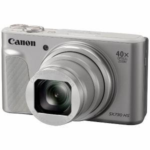 【お一人様1台限り】PSSX730HSSL【送料無料】[CANON キヤノン] コンパクトデジタルカメラ PowerShot(パワーショット) SX730 HS(シルバー)