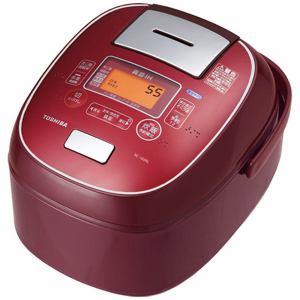 【納期約4週間】RC-10VRL-RS TOSHIBA 東芝 IHジャー炊飯器 (5.5合炊き) ディープレッド RC10VRLRS