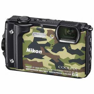 【納期約2週間】【お一人様1台限り】Nikon ニコン W300GR デジタルカメラ COOLPIX(クールピクス) W300(カムフラージュ) COOLPIXW300GR