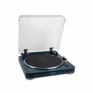 【納期約2週間】AT-PL300BT-NV [audio-technica オーディオテクニカ] ワイヤレスターンテーブル ネイビー ATPL300BTNV