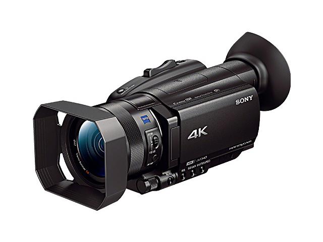 【納期約3週間】【お一人様1台限り】FDR-AX700 SONYソニー デジタル4Kビデオカメラレコーダー FDRAX700