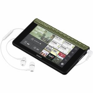 【納期約7~10日】カシオ XDR-S1GN デジタル英会話学習機 エクスワードライズ 本格学習モデル オリーブグリーン XDRS1GN