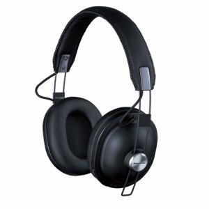 【納期約2週間】Panasonic パナソニック RP-HTX80B-K ワイヤレスステレオヘッドホン マットブラック RPHTX80K K