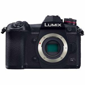 【お一人様1台限り】【納期約1~2週間】DC-G9-K 【代引き不可】[Panasonic パナソニック] デジタル一眼カメラ 「LUMIX(ルミックス) G9 PRO」 ボディ DCG9K