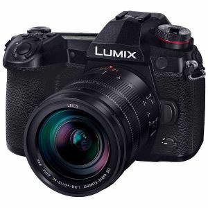 【納期約1ヶ月以上】【お一人様1台限り】DC-G9L-K 【代引き不可】[Panasonic パナソニック] デジタル一眼カメラ 「LUMIX(ルミックス) G9 PRO」 レンズキット DCG9LK