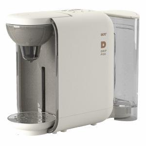 【納期約1~2週間】UCC DP2W コーヒーメーカー 「ドリップポッド(DRIP POD)」 ホワイト DP2W