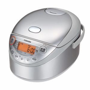 【納期約7~10日】RC-6XL-S TOSHIBA 東芝 IHジャー炊飯器 3.5合炊き シルバー RC-6XL-S