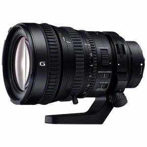 【納期約1ヶ月以上】【お一人様1台限り】【代引不可】SONY ソニー SELP28135G 交換用レンズ FE PZ 28-135mm F4 G OSS ソニーEマウント(フルサイズ対応)