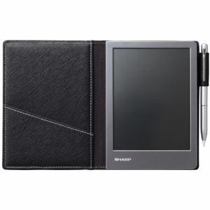 【納期約7~10日】SHARP シャープ WG-S50 電子ノート 6型 ブラック系 WGS50
