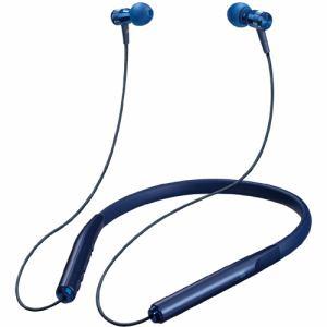 【納期約1~2週間】HA-FD70BT-A JVCケンウッド ハイレゾ音源対応 ワイヤレスステレオヘッドセット ブルー HAFD70BTA