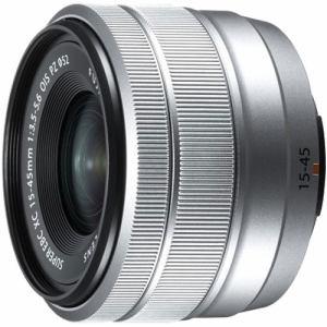 【お一人様1台限り】【納期約1~2週間】富士フイルム C1545F3556OISPZS 交換用レンズ XC15-45mmF3.5-5.6 OIS PZ シルバー