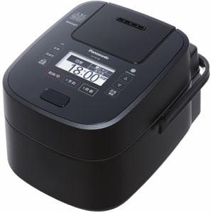 【納期約3週間】SR-VSX188-K Panasonic パナソニック 可変圧力スチームIH炊飯ジャー 「Wおどり炊き」(1升) ブラック SRVSX188K