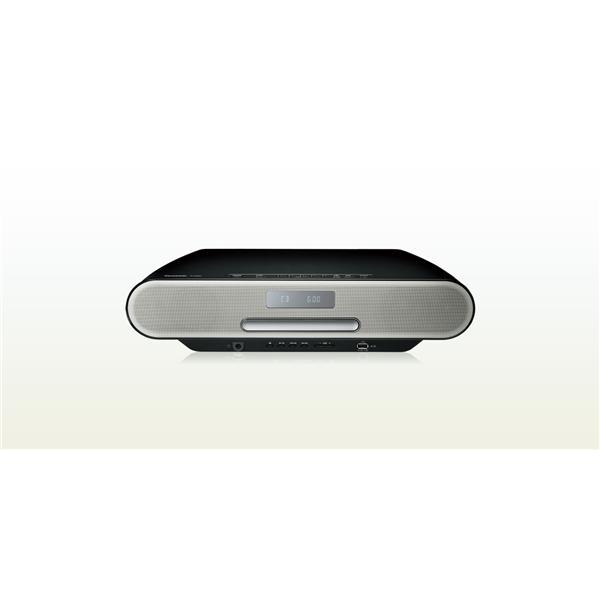 【納期約3週間】SC-RS60-K [Panasonic パナソニック] Bluetooth対応 コンパクトステレオシステム ブラック SCRS60K