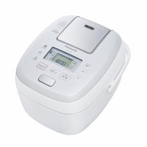 【納期約2週間】SR-PB108-W Panasonic パナソニック 可変圧力IHジャー炊飯器 5.5合炊き ホワイト SRPB108W