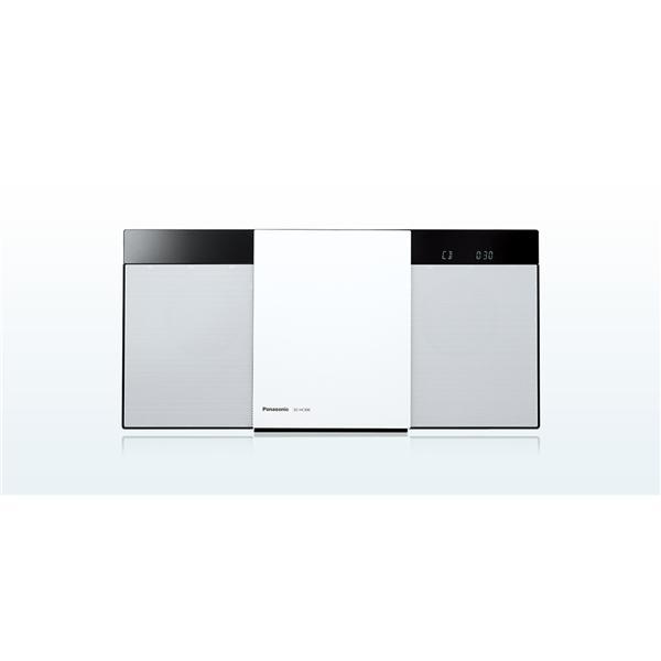 【納期約1~2週間SC-HC300-W [Panasonic パナソニック] Bluetooth対応 コンパクトステレオシステム ホワイト SCHC300W