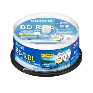 定番スタイル マクセル BRV50WPE.30SP 録画用BDR 毎日続々入荷 50GB BRV50WPE30SP ホワイトプリンタブル