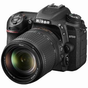 【お一人様1台限り】【納期約3週間】【キ対象】D7500-L18140KIT [NIKON ニコン] デジタル一眼カメラ 「D7500」 18-140 VR レンズキット D7500L18140KIT
