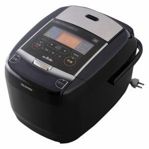 【納期約1~2週間】アイリスオーヤマ KRC-IC50-B IHジャー炊飯器 5.5合炊き ブラック KRCIC50B