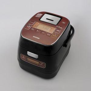 【納期約1~2週間】KRC-ID30-R アイリスオーヤマ IHジャー炊飯器3合 銘柄量り炊き KRCID30R