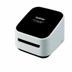 納期約7~10日 VC-500W brother ブラザー 感熱フルカラーラベルプリンター 通信販売 VC500W 気質アップ
