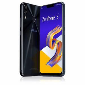 【納期約7~10日】ZE620KL-BK64S6 [ASUS エイスース] SIMフリースマートフォン Zenfone 5 64GB シャイニーブラック ZE620KLBK64S6