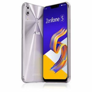 【納期約7~10日】ZE620KL-SL64S6 [ASUS エイスース] SIMフリースマートフォン Zenfone 5 64GB スペースシルバー ZE620KLSL64S6