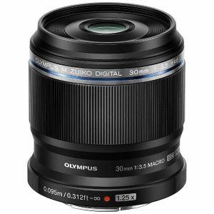 【納期約7~10日】【お一人様1台限り】Olympus オリンパス EDM30/F3.5MACRO 交換用レンズ M.ZUIKO DIGITAL ED 30mm F3.5 Macro EDM30/F3.5MACRO