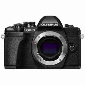 【納期約1~2週間】Olympus オリンパス OM-D-E-M10MK3-BK デジタル一眼カメラ 「OM-D E-M10 MarkIII」 ボディ ブラック OMD EM10MK3 BK