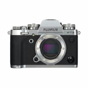 【お一人様1台限り】【納期約1~2週間】富士フイルム FX-T3-S ミラーレス一眼カメラ 「FUJIFILM X-T3」 ボディ シルバー XT3 BODY S