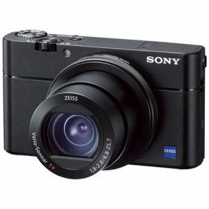 【納期約3週間】【お一人様1台限り】【代引き不可】DSC-RX100M5A [SONY ソニー] コンパクトデジタルカメラ 「Cyber-shot(サイバーショット)」 ブラック DSCRX100M5A