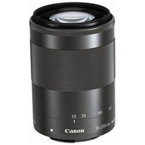 【納期約3週間】【お一人様1台限り】canon キヤノン canon キヤノン 交換用レンズ EF-M55-200mm F4.5-6.3 IS STM