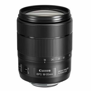 【納期約3週間】【お一人様1台限り】Canon キヤノン 交換用レンズ EF-S18-135mm F3.5-5.6 IS USM EFS18-135ISUSM