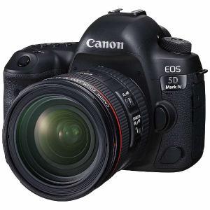 【納期約1~2週間】【お一人様1台限り】【代引き不可】Canon キヤノン EOS5DMK4-2470ISLK デジタル一眼カメラ 「EOS 5D Mark IV」EF24-70mm IS USM レンズキット EOS5DMK4 L2470K
