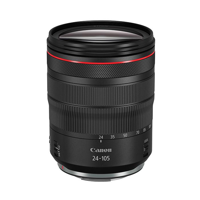 【納期約4週間】【キ対象】【お一人様1台限り】Canon キヤノン RF24-105mm F4L IS USM 交換レンズ