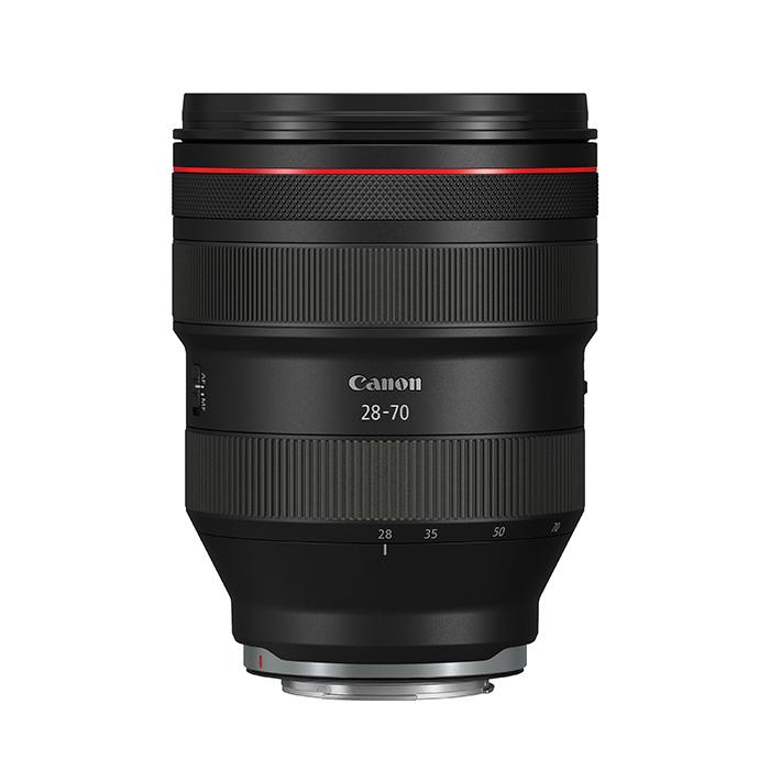 【2018年12月下旬発売予定】【お一人様1台限り】Canon キヤノン RF28-70mm F2L USM 交換レンズ